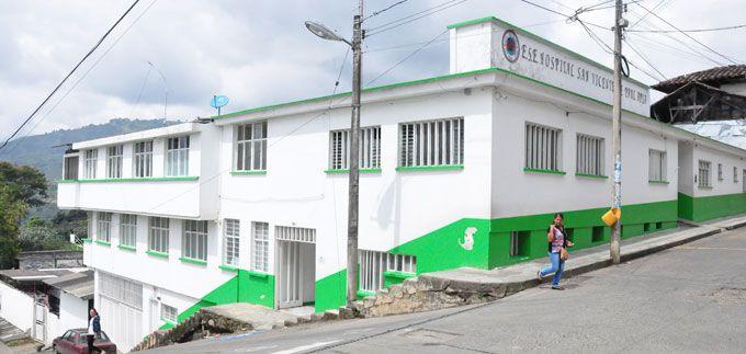 Preocupación en Apía, Hospital amenaza con caerse