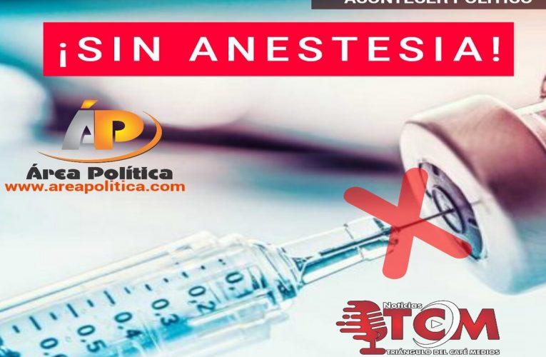 ¡Sin Anestesia! Capítulo 17