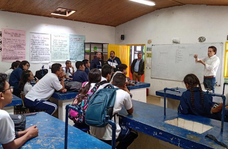 Inició en colegios de Pereira revisión de protocolos para el retorno a las aulas