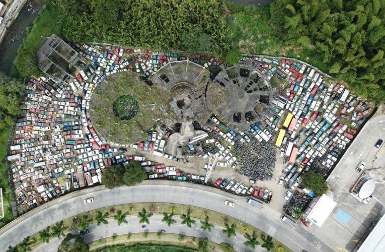 En Pereira iniciarán proceso de chatarrización de motos y carros