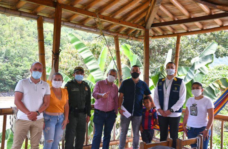Diomedes Toro lidera propuesta para reubicar subestación de Policía de Estación Pereira