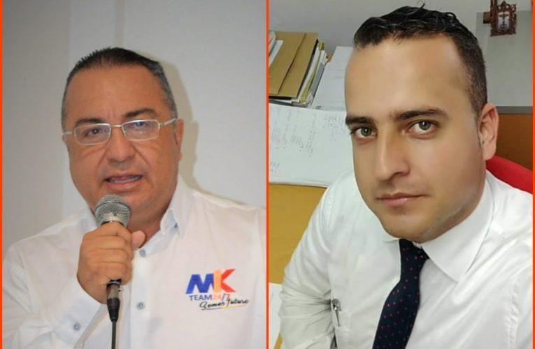 Empresario Michel Kafruni arremete contra funcionario de la Alcaldía de Dosquebradas