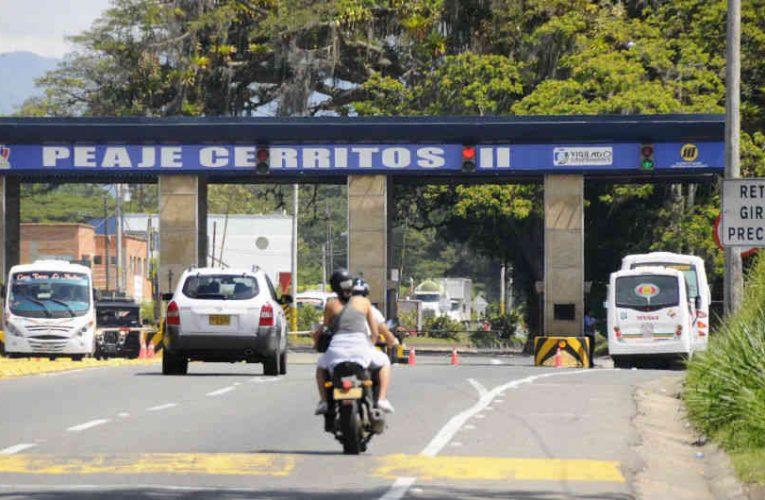 Alcalde de Cartago insiste en que recursos del peaje de Cerritos también se deben invertir en el norte del Valle