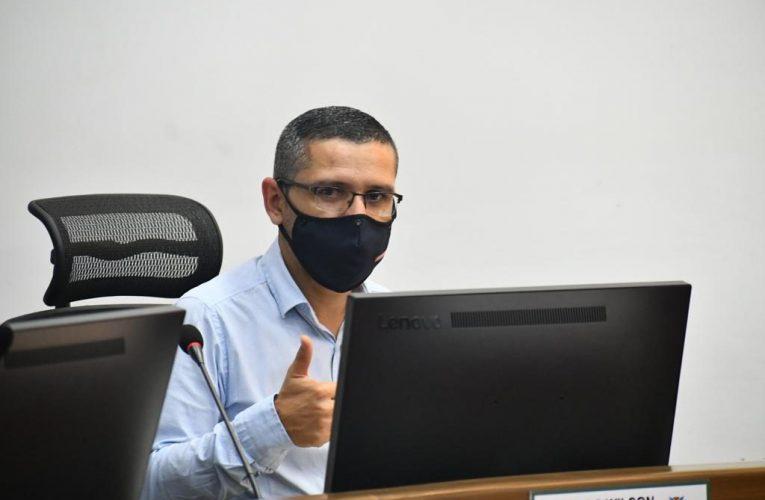 """""""Gobernación y Asamblea están comprometidos con el campo"""": Carlos Wilson Suárez"""