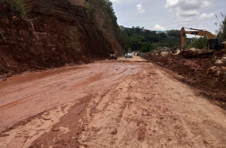 La Romelia-El Pollo se abrirá cuando Invías concluya la limpieza: Secretaría de Infraestructura