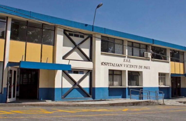 Alcalde de Santa Rosa de Cabal anuncia millonaria inversión para hospital San Vicente de Paúl
