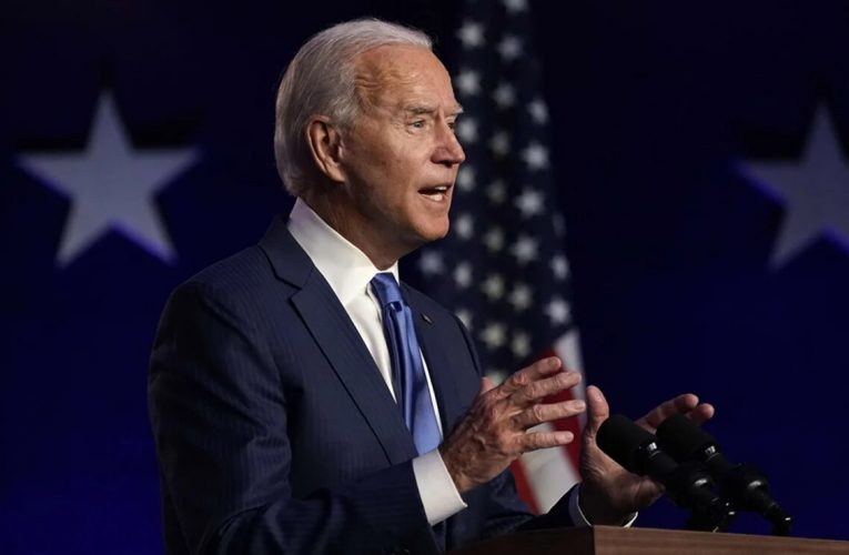 ¡Atención! Joe Biden es el nuevo Presidente de Estados Unidos