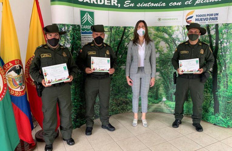 La Cárder exaltó la labor conjunta con Fiscalía, Ejército y Policía en pro del medio ambiente